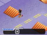 Minnie Mouse is een professionele skater en toont alle trucjes voor.