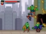 De zombies zullen je langst alle kanten aanvallen!