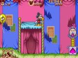 Spring met Mickey door de verschillende levels.