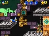 Deze ondergrondse kelder is eén van de 18 levels die je kan spelen.