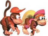 Speel als Diddy en Dixie en red <a href = http://www.mariogba.nl/gameboy-advance-spel-info.php?t=Donkey_Kong target = _blank>Donkey kong</a> van de Kremlins!