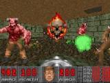Doom is een van de eerste first-person shooters, waarbij je door de ogen van het personage kijkt.