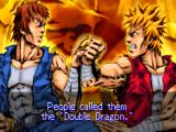 Billy & jimmy staan velen bekend als de Double dragon.