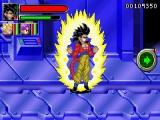 Wanneer Goku een speciale aanval wilt uitvoeren maken alle vijanden zich snel uit de voeten.