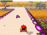 F-Zero Maximum Velocity: Screenshot