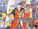 Final Fantasy I & II: Dawn of Souls: Afbeelding met speelbare characters