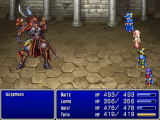 Final Fantasy V Advance: Screenshot