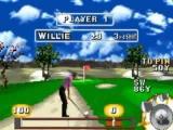 Final Round Golf: Screenshot