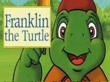 Speel als Franklin, de lieve vriendelijke schildpad.