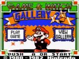 In 'Game & Watch Gallery 2' krijg je 5 games voor de prijs van 1.