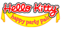 Afbeelding voor Hello Kitty Happy Party Pals