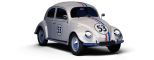 kopje Geheimen en cheats voor Herbie: Fully Loaded