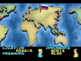 Vecht de hele wereld rond!