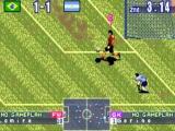 Ook op de <a href = http://www.mariogba.nl/gameboy-advance-spel-info.php?t=Game_Boy_Advance target = _blank>GameBoy Advance</a> ziet ISS er mooi en kleurrijk uit.