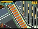 Flinke jongen, de trap nemen in plaats van de lift.