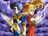 Deze twee helden stellen alles in het werk om de planeet Malkut van de ondergang te redden.
