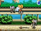 De gevechten spelen zich af op meerdere niveau's.