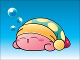 Speel met deze slapende superheld <a href = http://www.mariogba.nl/gameboy-advance-spel-info.php?t=Kirby_and_the_Amazing_Mirror target = _blank>Kirby</a>.