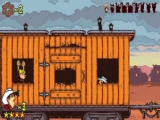 Probeer de bende bandieten op deze trein te slim af te zijn.
