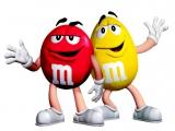 M&M's: smelt in de mond niet in je hand(held).