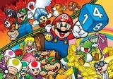 Mario, Luigi, Peach en Yoshi bouwen het eerste feestje op een handheld!