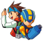 kopje Geheimen en cheats voor Mega Man Battle Network 3 White