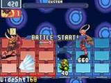Mega Man Battle Network 4 Blue Moon: Screenshot