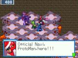 Mega Man Battle Network 5 Team Colonel plaatjes