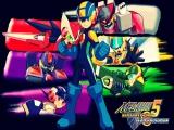 Mega Man Battle Network 5: Team Protoman: Afbeelding met speelbare characters