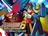 Mega Man Battle Network 6 Cybeast Falzar: Afbeelding met speelbare characters