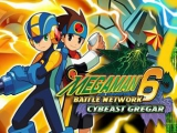 Mega Man Battle Network 6 Cybeast Gregar: Afbeelding met speelbare characters