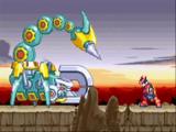 Ook in dit spel zullen tal van kwaadaardige robots je pad kruisen.