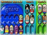 Mighty Beanz Pocket Puzzles plaatjes