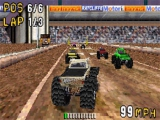 Race in stadions...