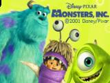 In het spel 'Monsters, Inc' speel je met de monsters Sulley en Mike.