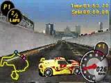 Slip, drift en rijd je auto door de verschillende circuits