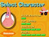 Speel met tal van personages uit het universum van Nickelodeon.