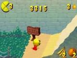 Het spel lijkt niet op de klassieke versie van <a href = http://www.mariogba.nl/gameboy-advance-spel-info.php?t=Pac-Man target = _blank>Pac-Man</a> maar eerder op <a href = http://www.mariogba.nl/gameboy-advance-spel-info.php?t=Donkey_Kong target = _blank>Donkey Kong</a>.