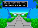 De 3 games spelen zich af in het Algo zonnestelsel.