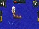 Geen piratenavontuur zonder een vuurgevecht op zee!