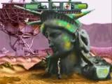 De ruïnes van onze beschaving zijn het decor van dit spel.