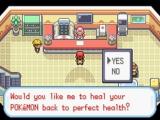 Vergeet niet je Pokemon te healen in het Pokemon Center. Anders kun je veel geld verliezen.