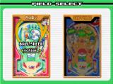 In Pokémon Pinball: Ruby & Sapphire kan je spelen met 2 verschillende flipperkasten.