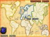 In het spel Risk probeer je de wereld te veroveren door buurlanden aan te vallen!