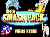 In Sega Smash Pack krijg je drie spellen voor de prijs van een.