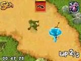 Ontwijk de tornado's of je personage zal even van de kaart zijn!