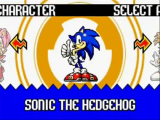 In Sonic Advance kan je spelen met vier personages: Sonic, Tails, Knuckles en Amy.