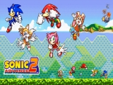 Sonic, Knuckles en Tails helpen je in het spel!