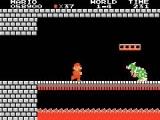 Lava, zee of land, niks is te gek voor Mario!