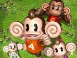 Aiai, Meemee, Baby en Gongon zijn de vier persponages waarmee je kunt spelen.